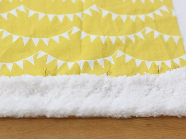 DIY: Sewing a Simple Baby Blanket