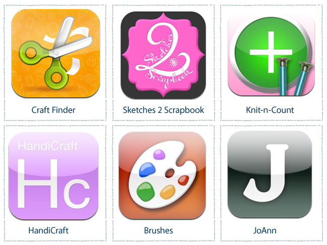 Crafting Apps