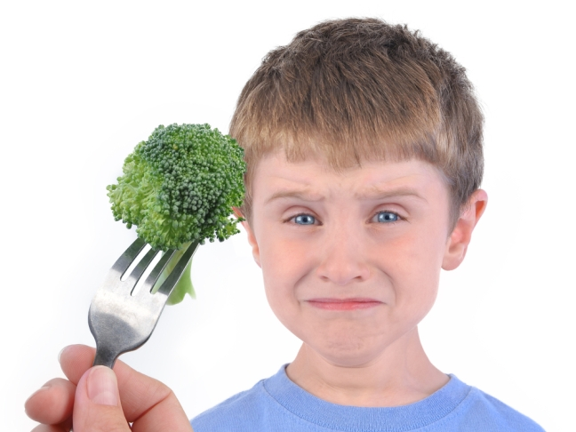 Parenting Blog - Picky Eaters