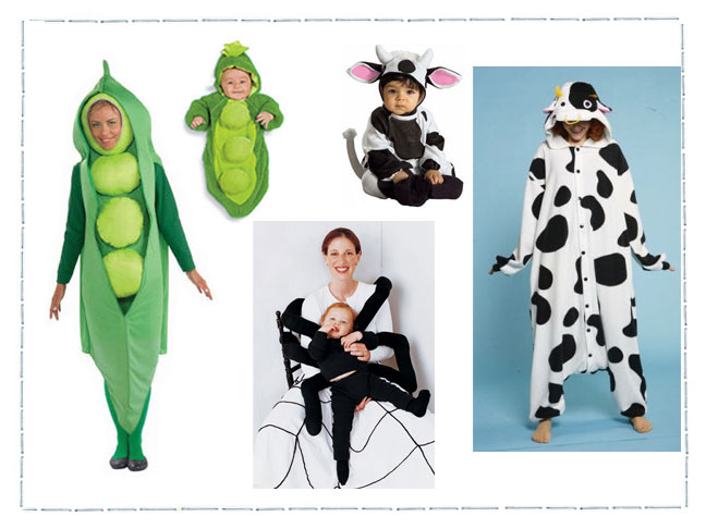 Funny Family Of 3 Halloween Costumes.3 Fun Ideas For Mom Baby Halloween Costumes