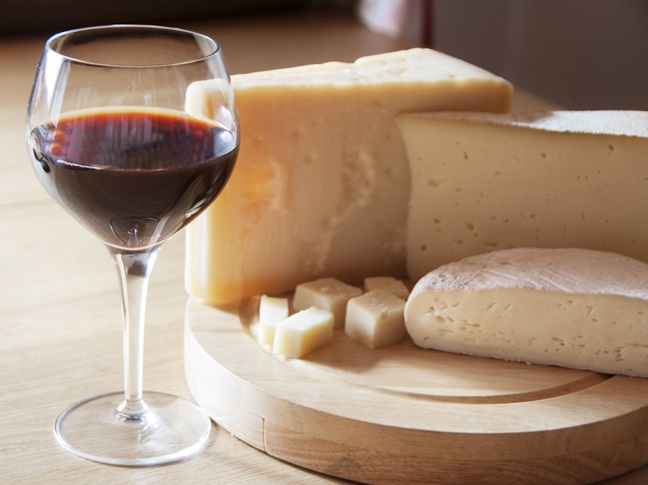 Wine and Cheese Pairngs