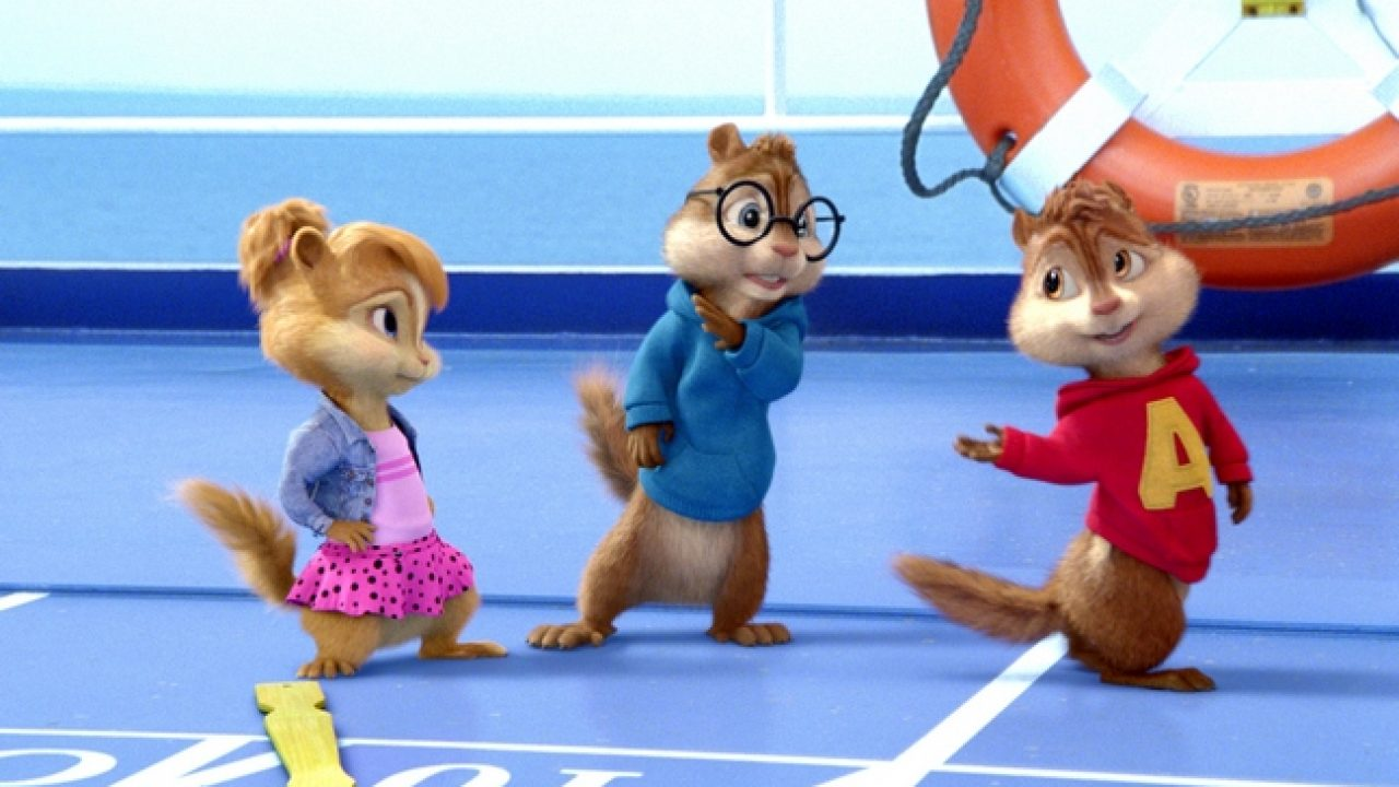 Alvin And The Chipmunks Having Sex alvin and the chipmunks: chipwrecked' opening december 16!