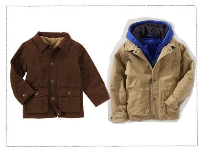 Must Have Winter Coats and Jackets For Boys