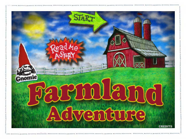 Farmland Adventure App
