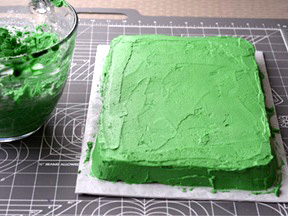 Frankenstein Cake Recipe - Step 9