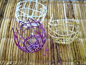 Sparkly Spider Web Treat Cups DIY Craft - Step 13