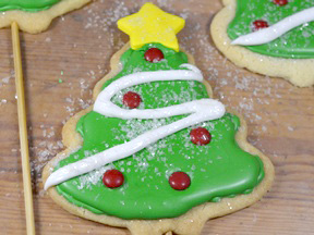 Christmas Cookie Bouquet - Step 19