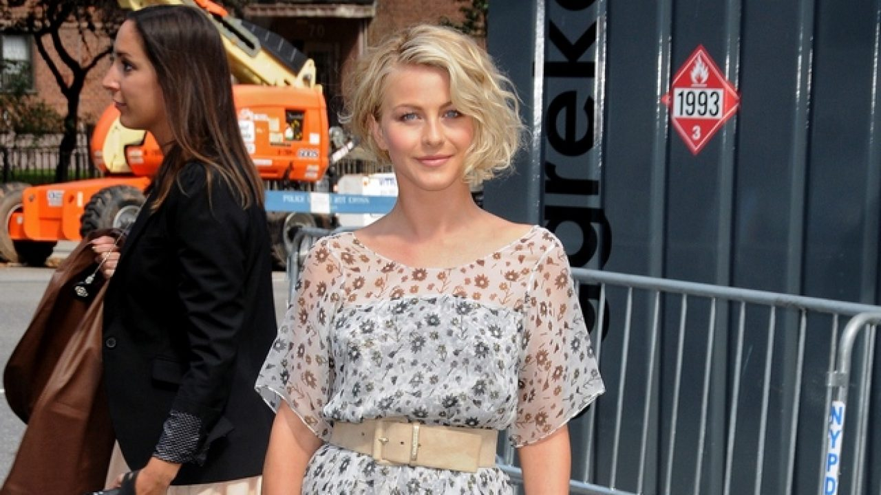 Safe Haven Star Julianne Hough Reveals Her Past Abuse