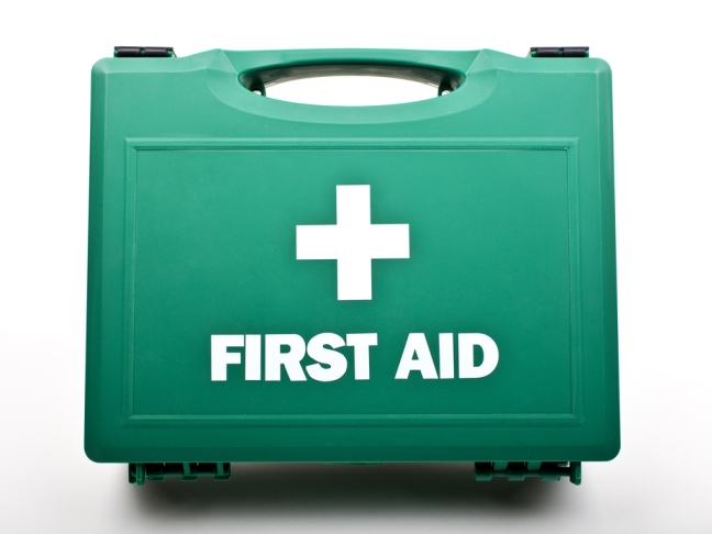 Parenting Blog - First Aid