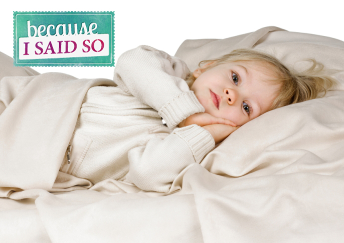 Parenting Blog - Bedtime Difficulties