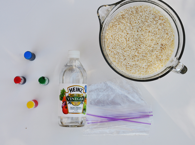 DIY: Kaleidoscope Rice