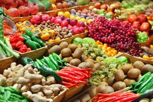 Fruits and Vegetables for Skin Health