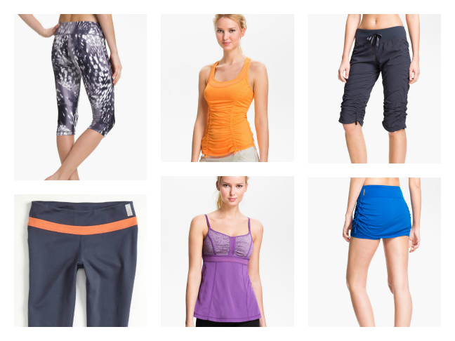 Zella Yoga Gear