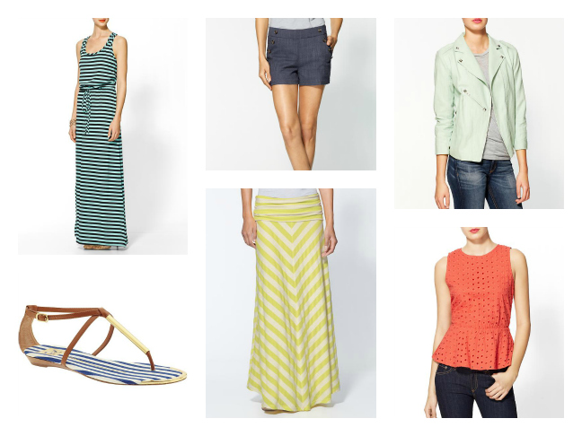 Spring Break Clothes from Piperlime