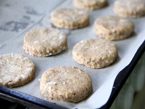 Parmesan Thyme Biscuits Recipe - Step 9