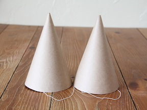 Party Hats Kids Craft - Step 4