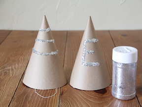 Party Hats Kids Craft - Step 6