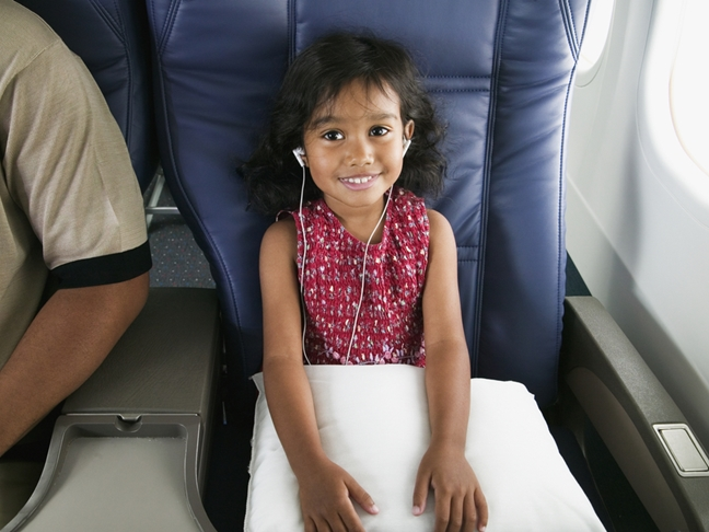 Flying with Kids - Travel