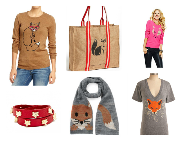 Fox Fall Fashions and Trends