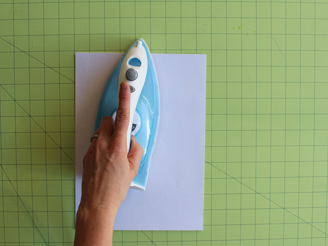DIY Fabric Picture Book - Step 3