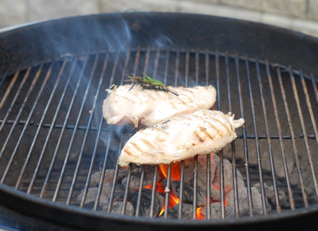Grilled Rosemary Chicken Recipe Photo 1