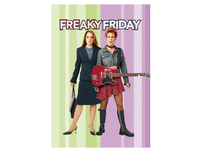5 Freaky Friday