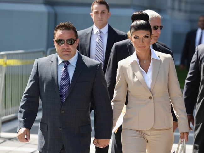 Teresa Joe Giudice indictment