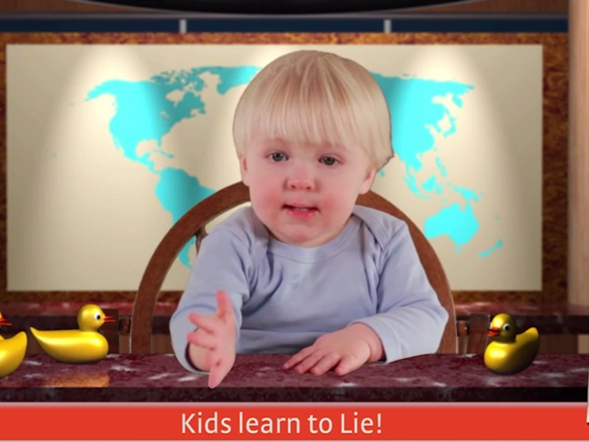 Kids Who Lie