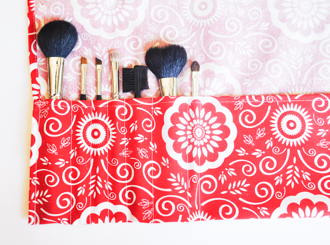 Makeup Brush Roll - PIC 6