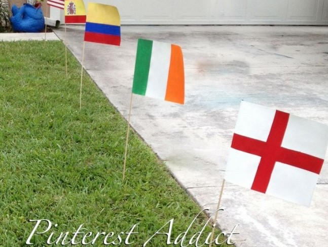 Kid-friendly olympic party ideas