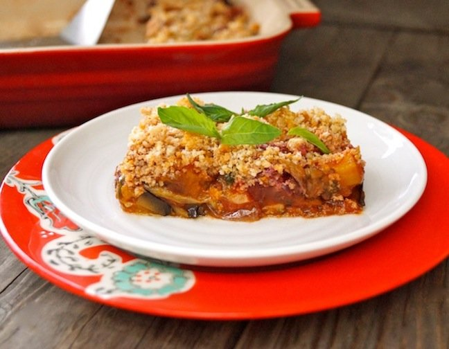 Make Ahead Skinny Vegan Lasagna Recipe - Momtastic