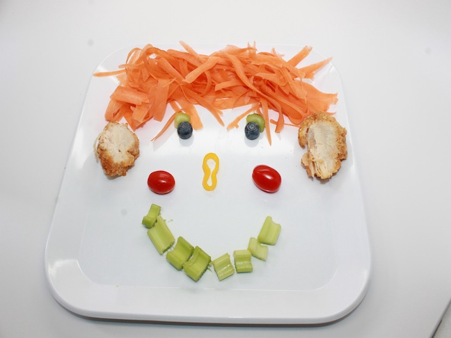 Funny Food Face 2