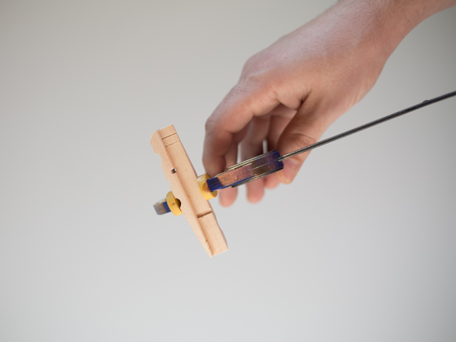 clamp-clothespin