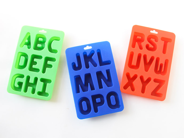 How to make gummy alphabet candies