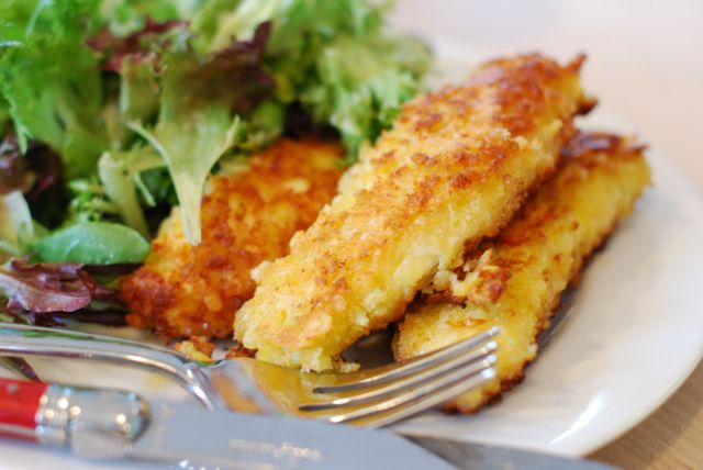Parmesan Chicken Tenders