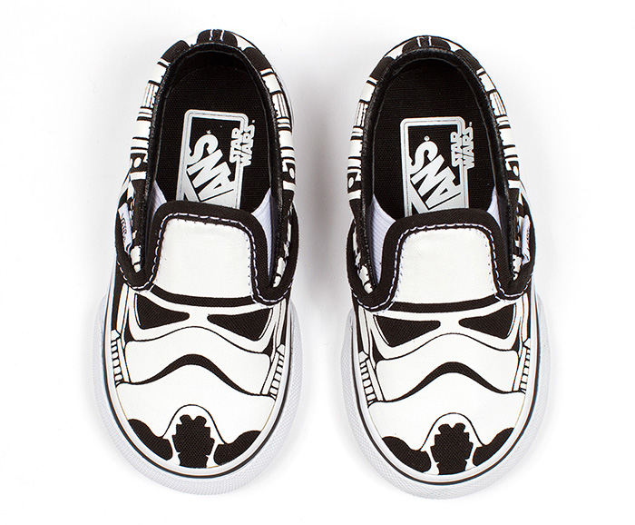 Toddler Boy Fall Shoes Vans-x-Star-Wars_TSlipOn_Stormtrooper
