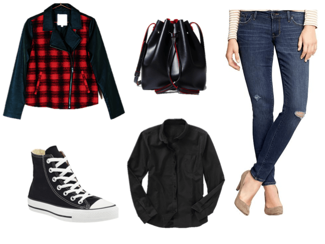 Mum Style How To Plaid Trend