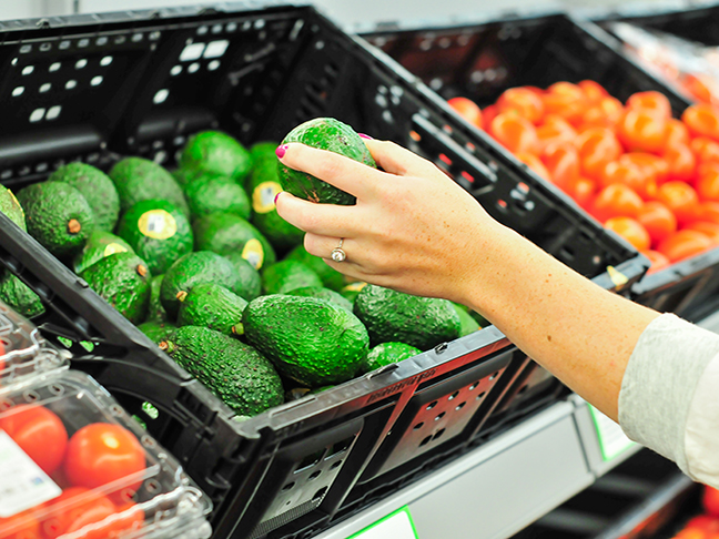 Tips For Picking The Right Avocado