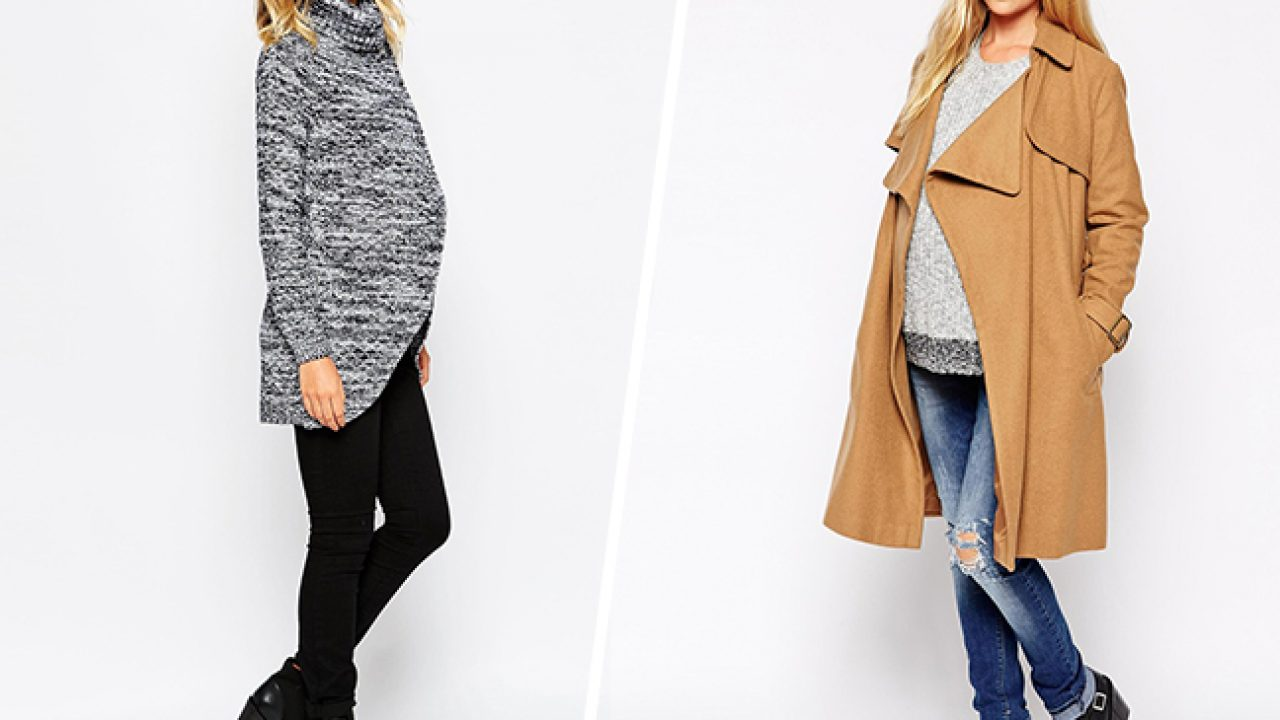 31 Must Have Items For Your Winter Maternity Wardrobe