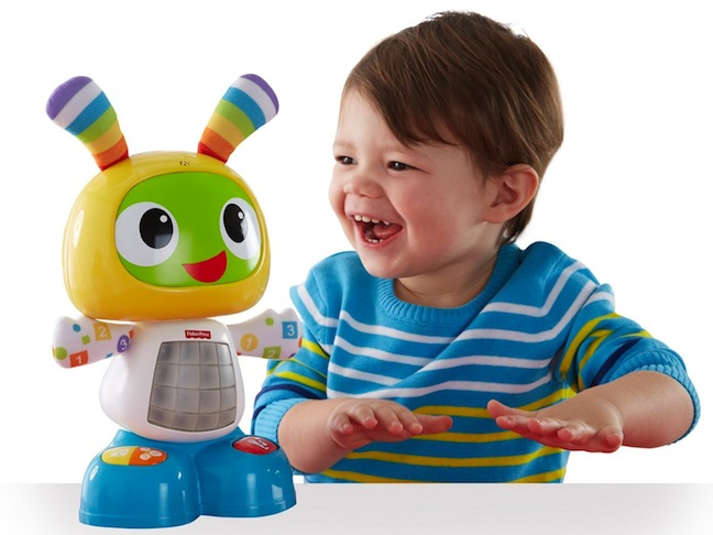 Fisher-Price Bright Beats Dance & Move Robot