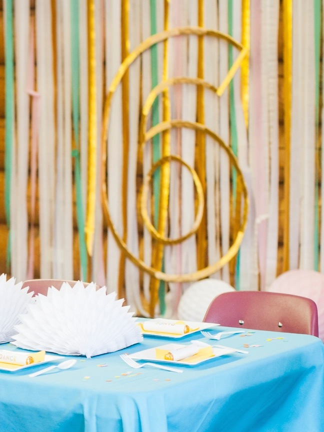 5 Ways to Makeover a Bland Birthday Venue | Shauna Younge (images: Sydnee Bickett)