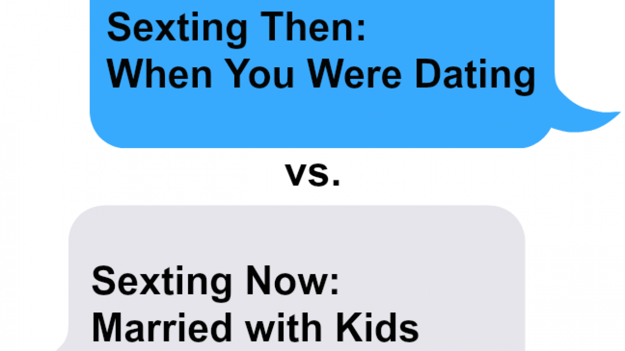 dating sexting