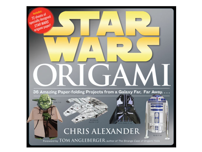 Star Wars Oragami
