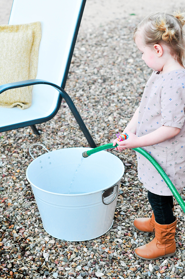 toddler water hose