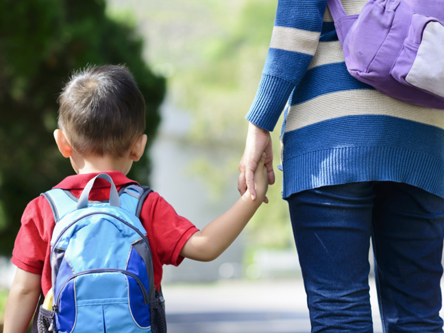 To the Mom Who Dropped Her Sick Kid Off at School (An Open Letter)