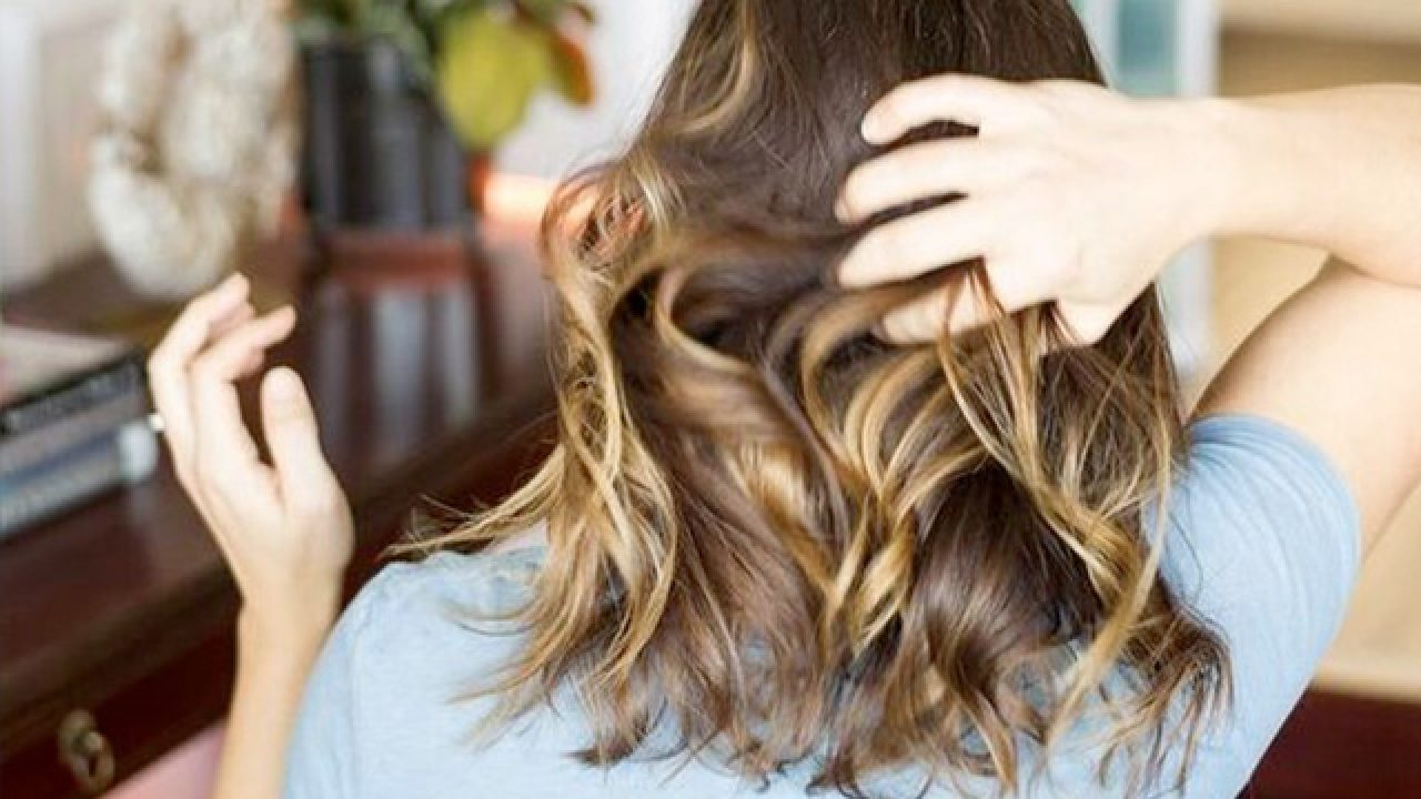 How To Style Balayage Highlights The Right Way Photos