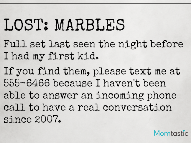 Want Ads Moms Would Love to Make on @ItsMomtastic by @letmestart | Lost Marbles Funny Want Ads for parents and LOLs for moms