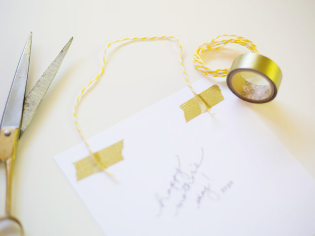 mothers-day-card-washi-tape-bakers-twine-scissors
