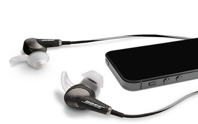 Bose noise canceling headphones