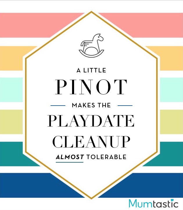 Wine labels for mum - clean up